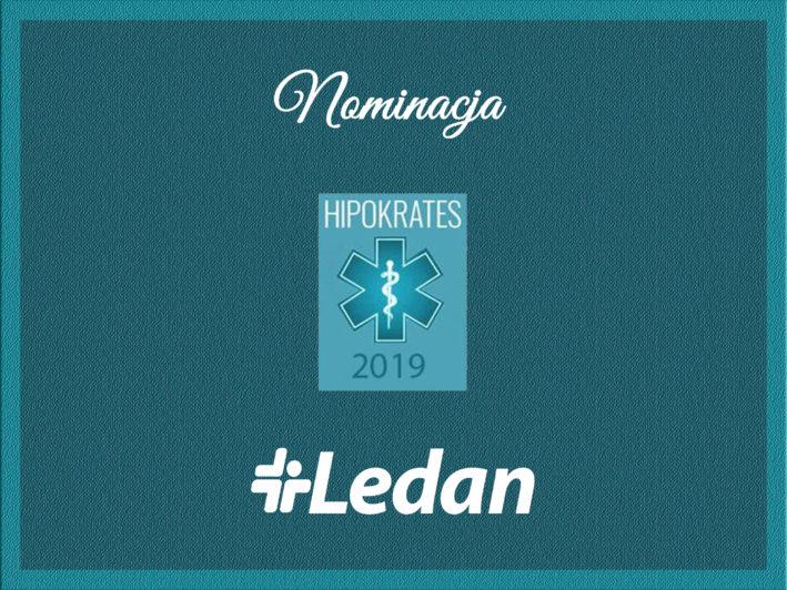 Hipokrates 2019 nominacja